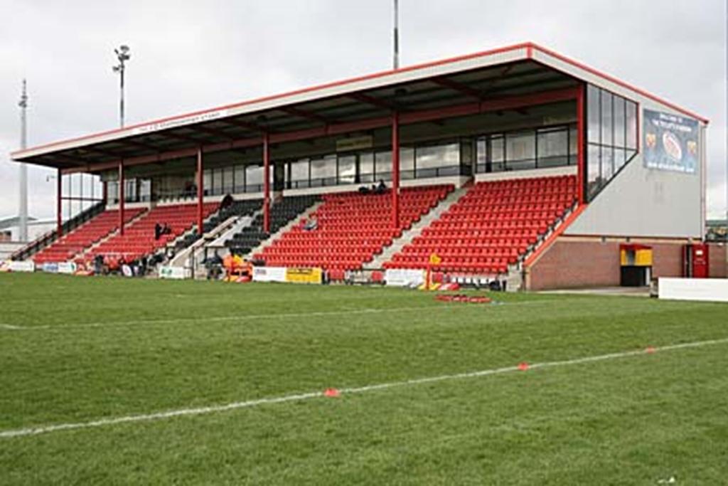 The Dewsbury Rams Rugby Club