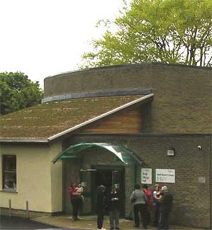 Shelf Village Hall