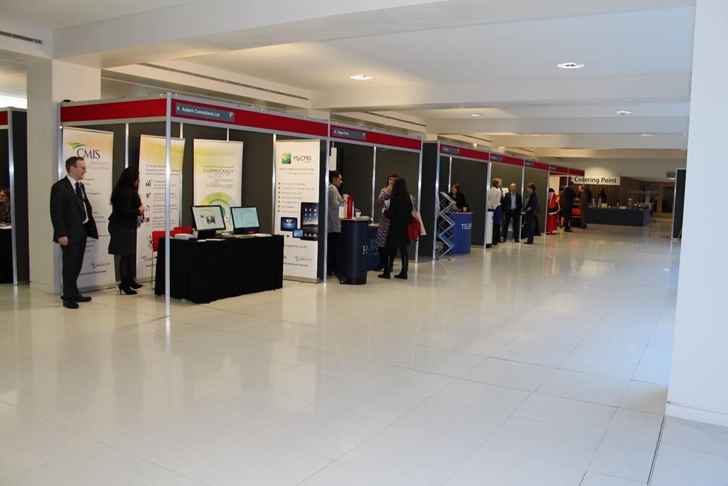 Newton Level 0 Exhibition