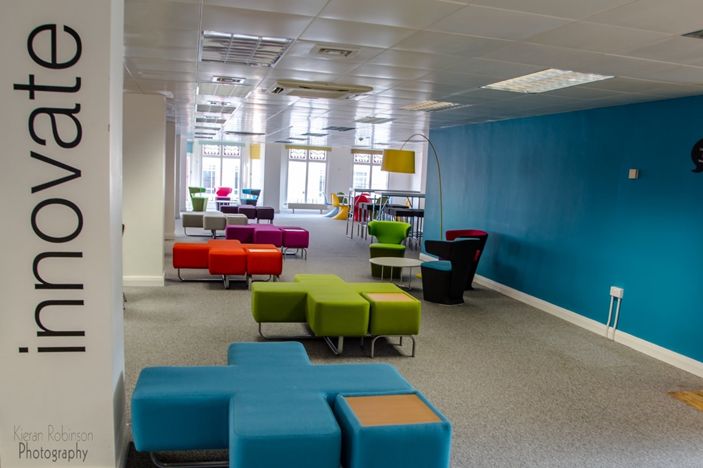Innovate - a space to collaborate