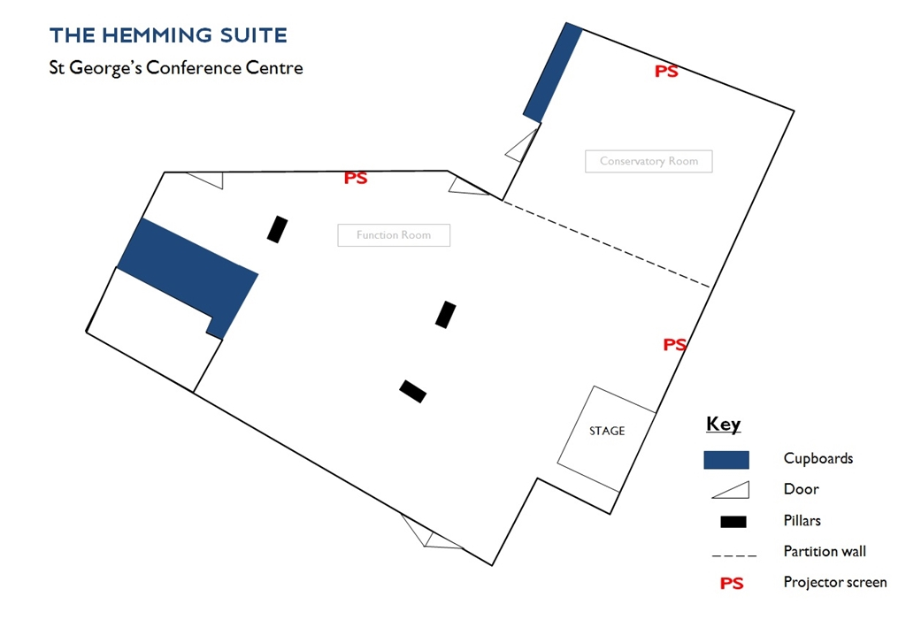 The Hemming Suite - Floorplan