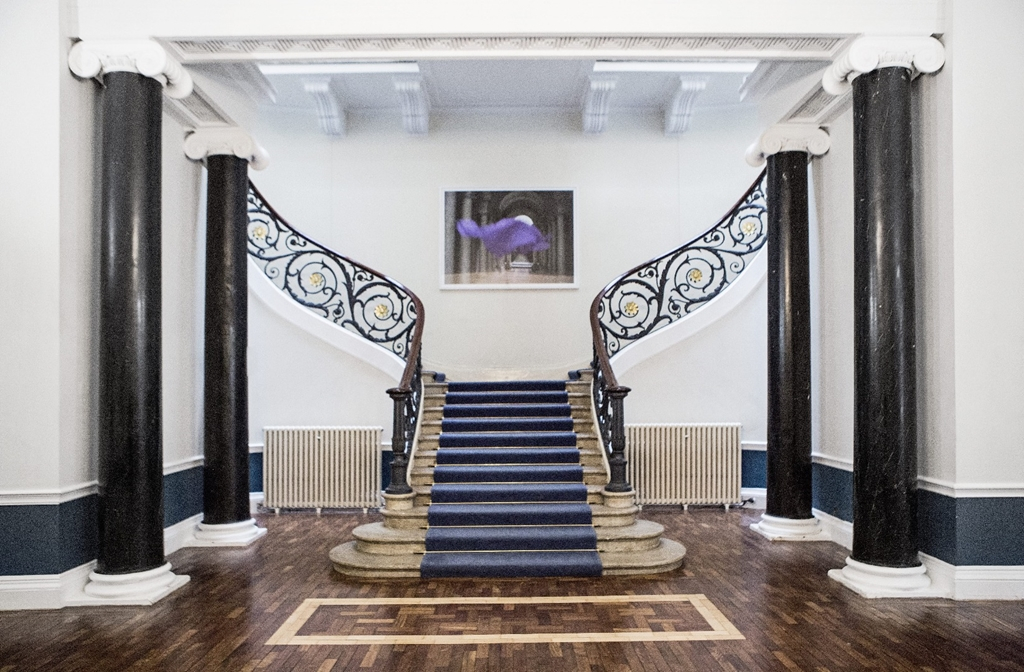 Number 11 Lobby and Staircase