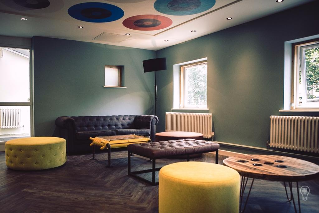 Jonas Hotel Lounge