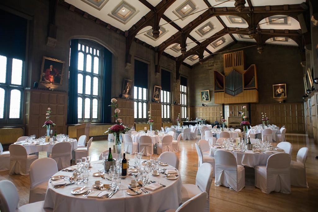 Firth Court - Wedding