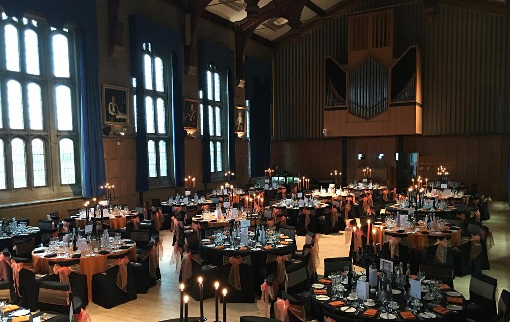 Firth Court - Dinner