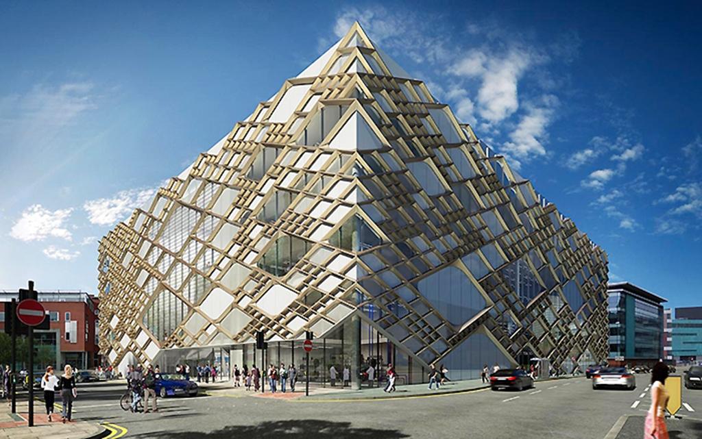 Diamond Building