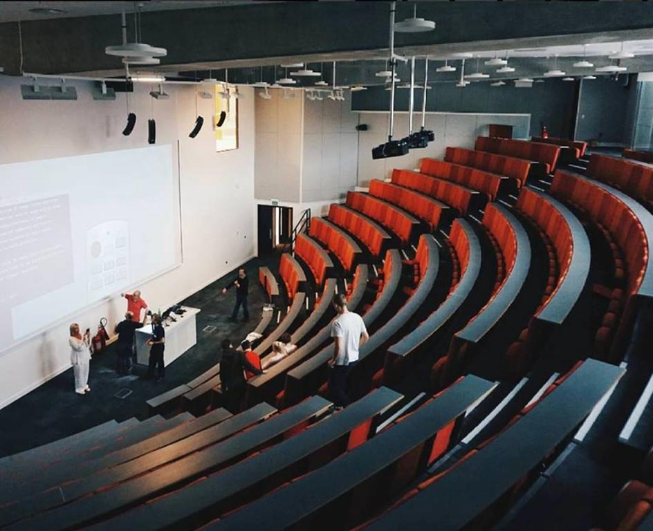 Diamond Building - Lecture Theatre