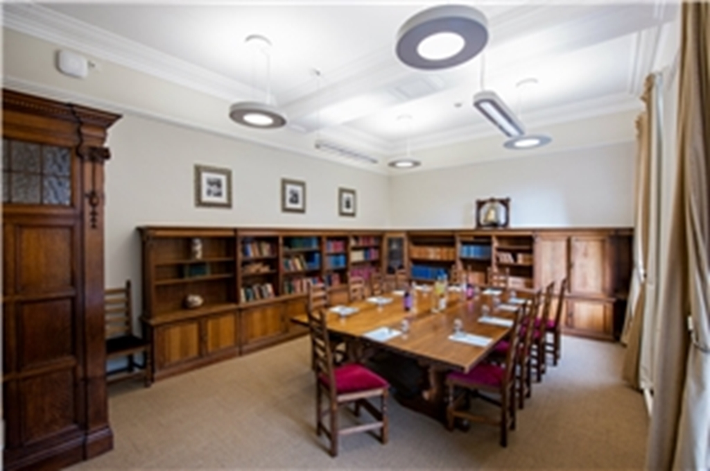 The Wardens Study, Halifax Conference Centre