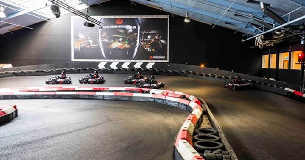 TeamSport Indoor Karting, Leeds