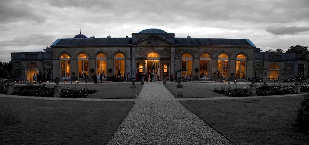 The Sculpture Gallery Evening