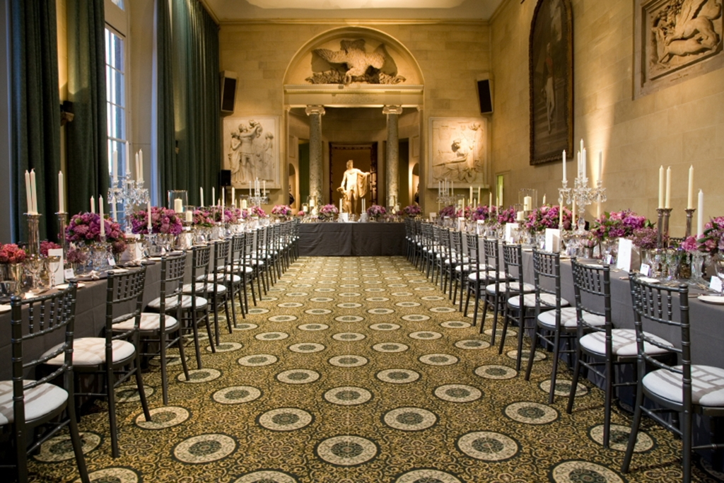 Banqueting The Sculpture Gallery