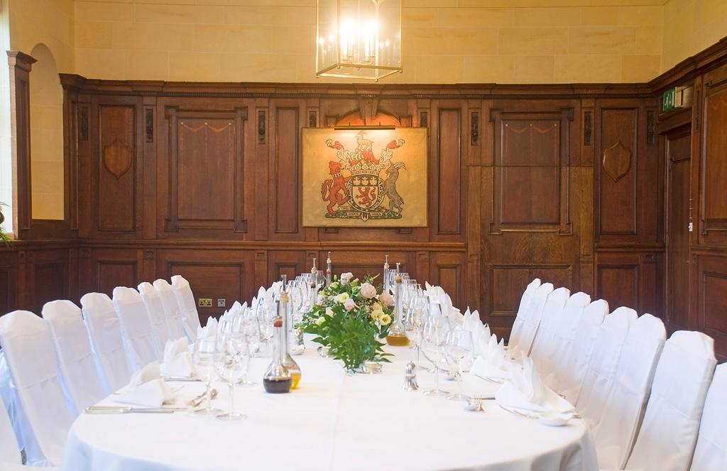 Dinner in the Lantern Room