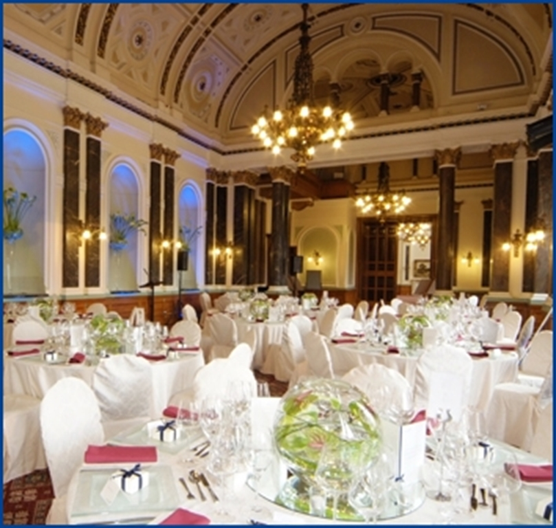 Banqueting Room view to Drawing Room
