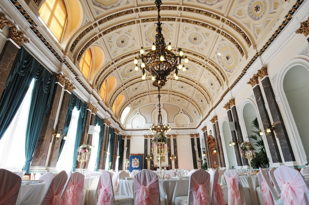 Banqueting Suite Ceiling