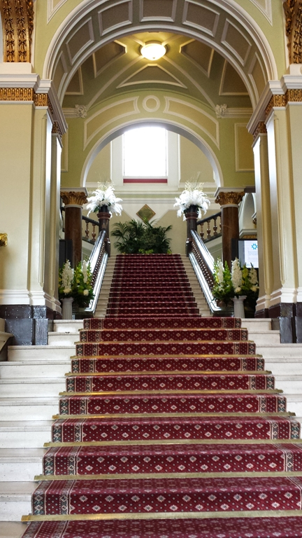 Main Entrance to the Council House