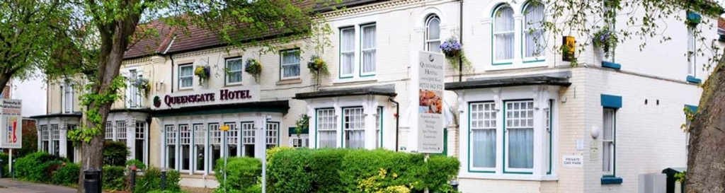 Queensgate Hotel & Centre of Business & Personal Excellence Peterborough