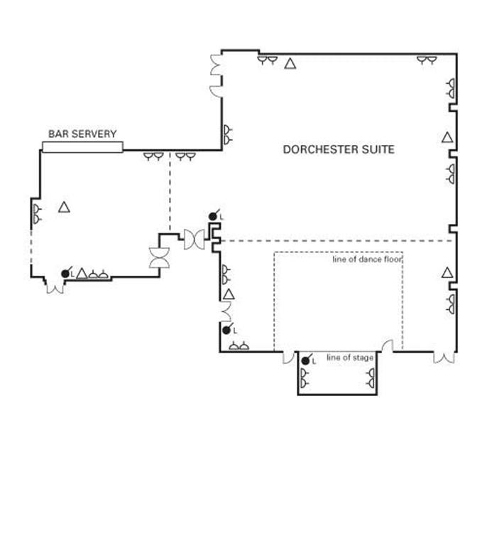 Dorchester Floor plan