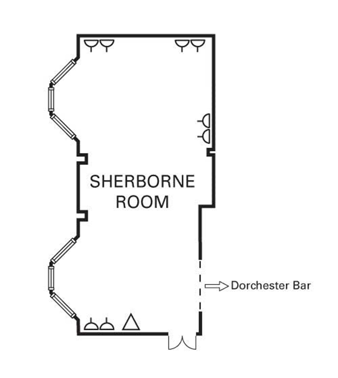 Sherborne Floor plan