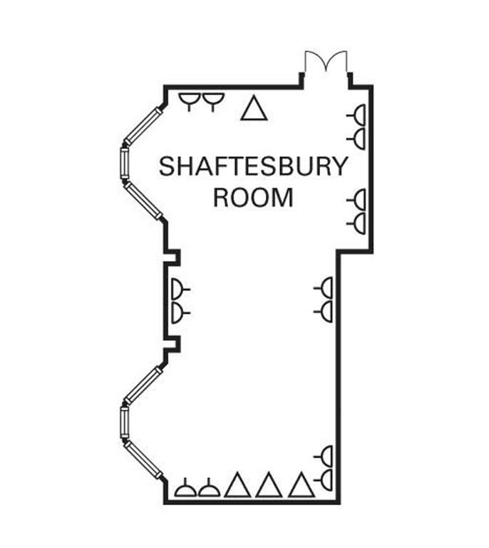 Shaftesbury Floor plan