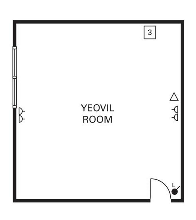 Yeovil Floor plan
