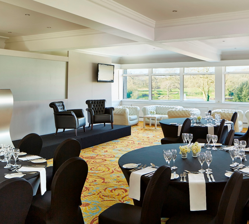 Chepstow Room - Corporate Dinner