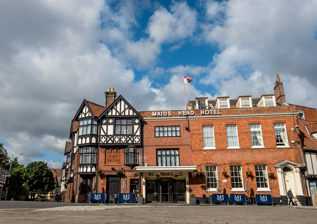 Classic British - Maids Head Hotel