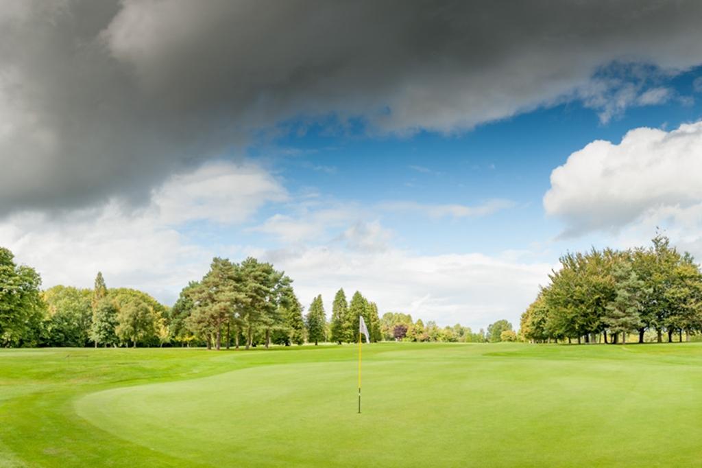 5th Green at Taunton & Pickeridge