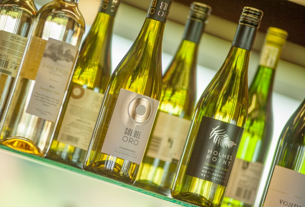 A Great Range of Wines