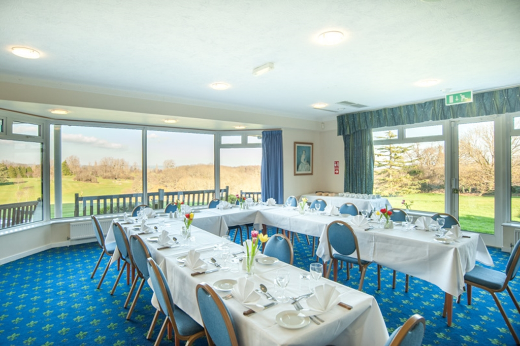 The Pickeridge Room - U-Shape for Private Dining