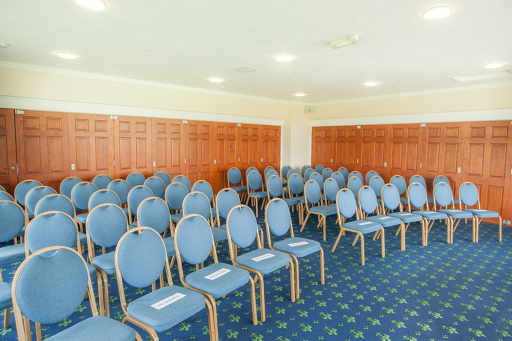 The Pickeridge Room - Conference Setup