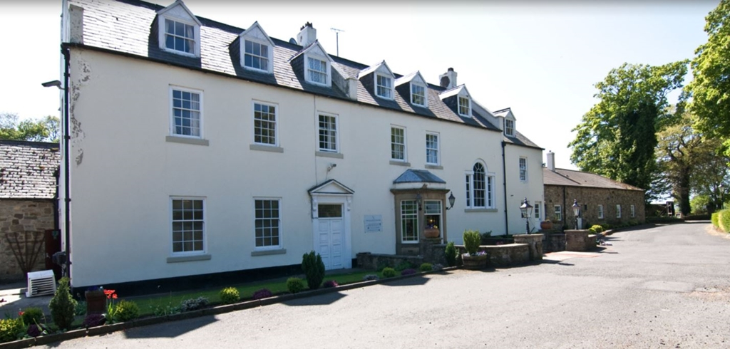 Hallgarth Manor  Country Hotel