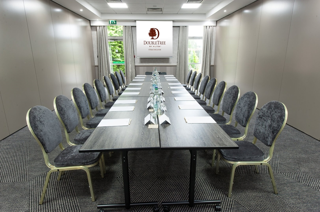 Doubletree by Hilton Strathclyde - Glasgow
