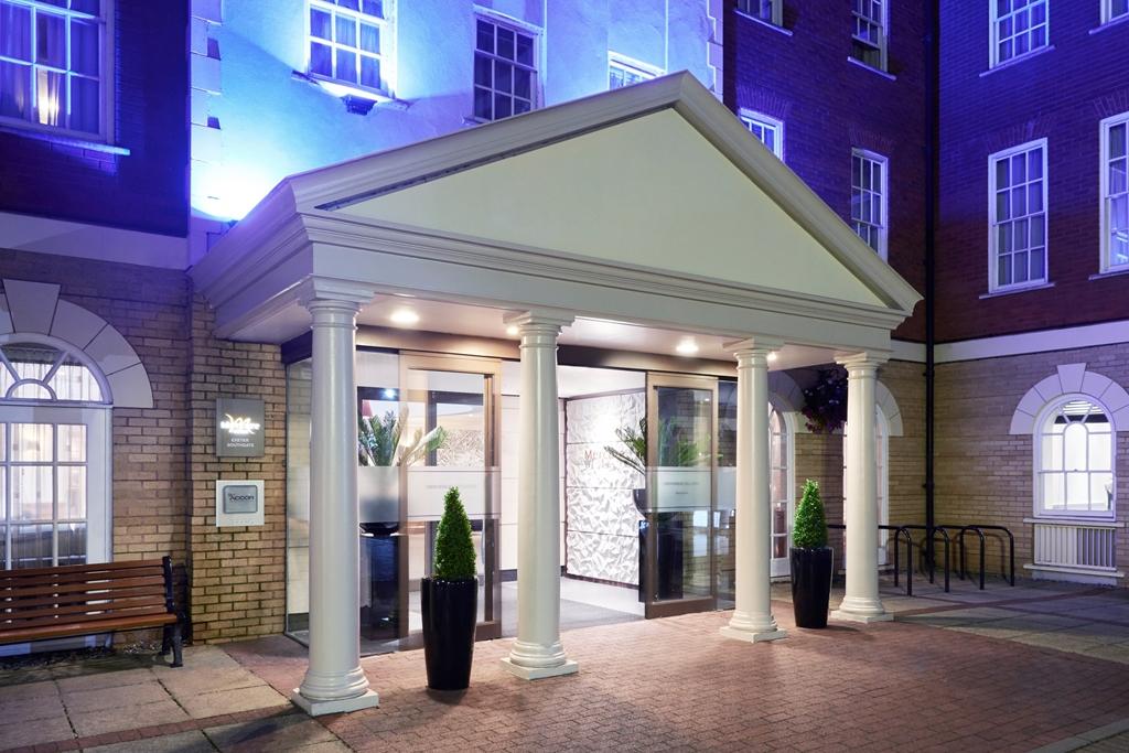 Mercure Exeter Southgate Hotel