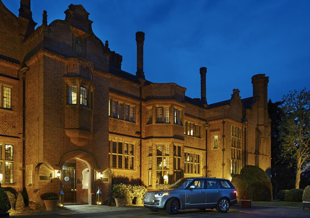 Hanbury Manor Marriott Hotel and Country Club
