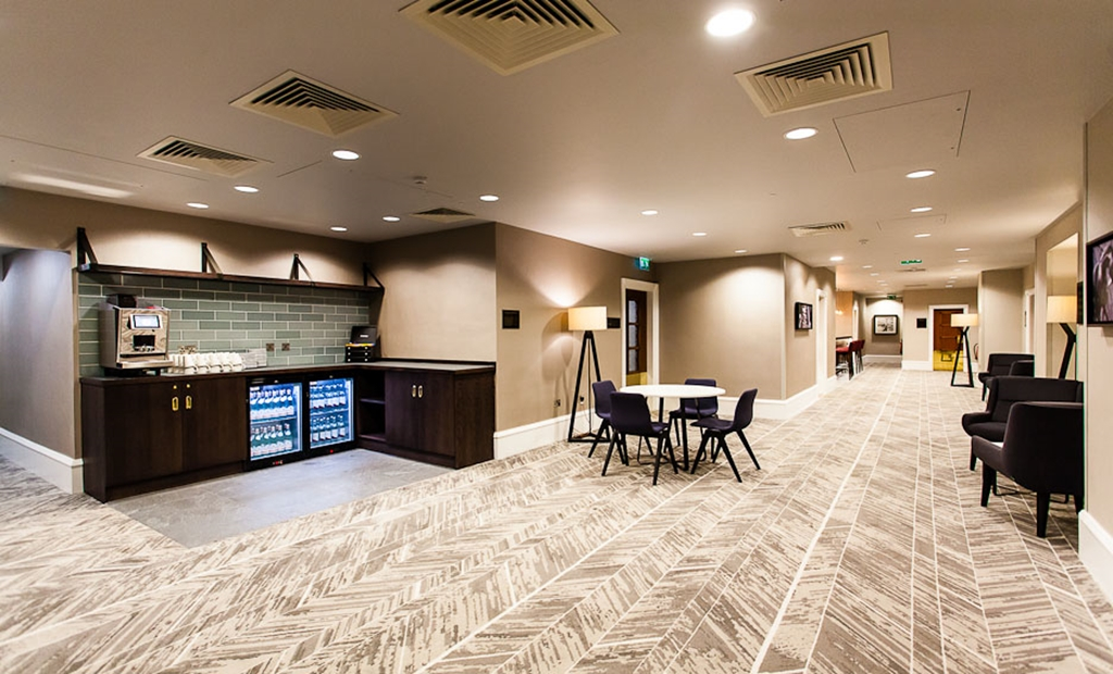 Roundhay Lounge - Breakout Area