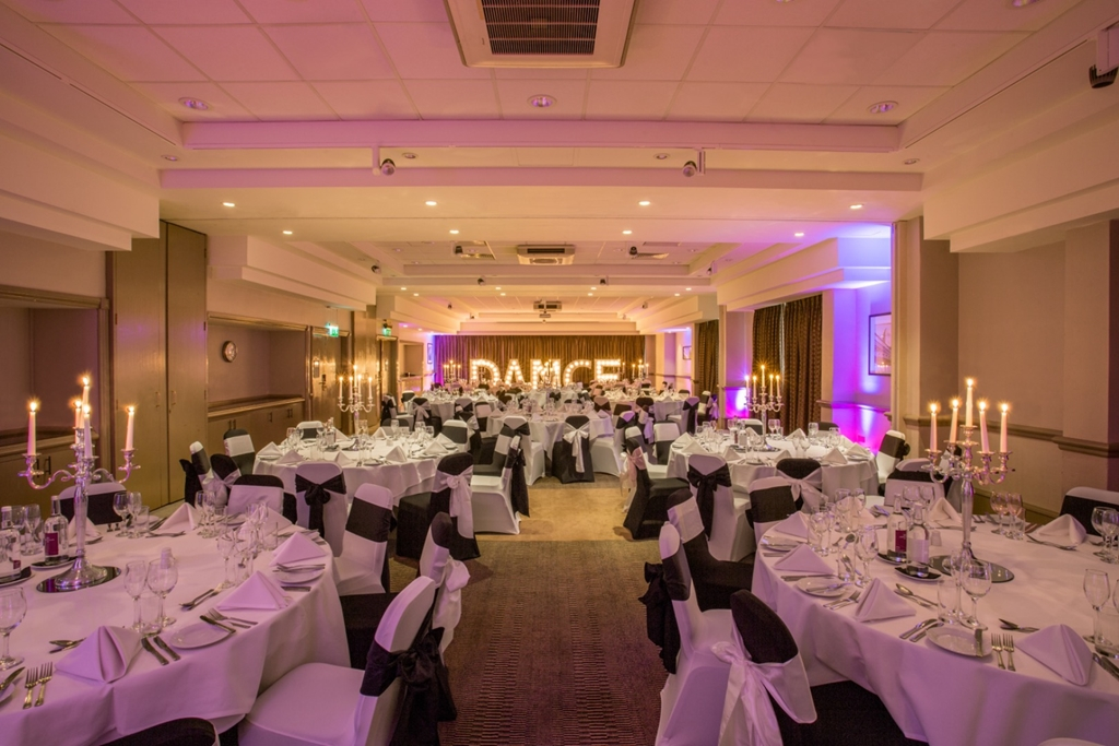 Roundhay Suite Banquet Style