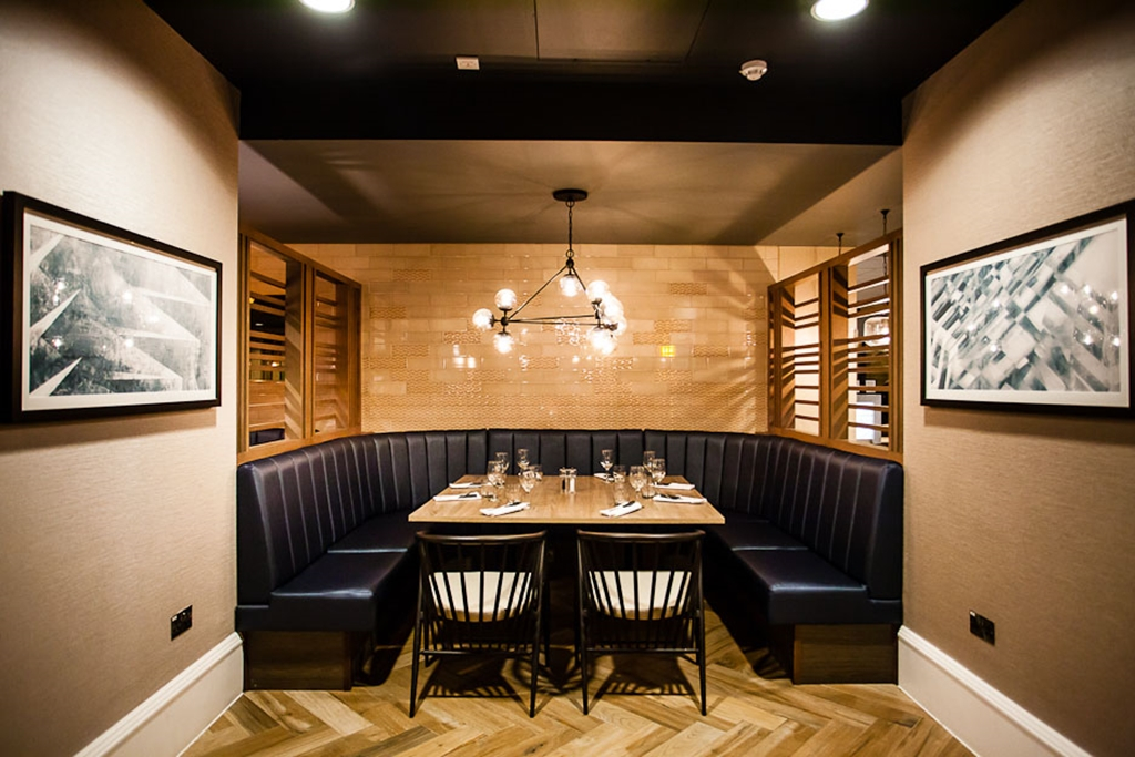 LS1 Private Dining Area