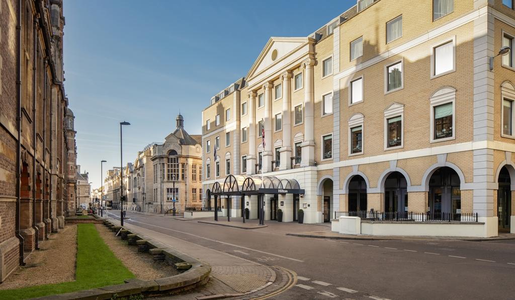 Hilton Cambridge City