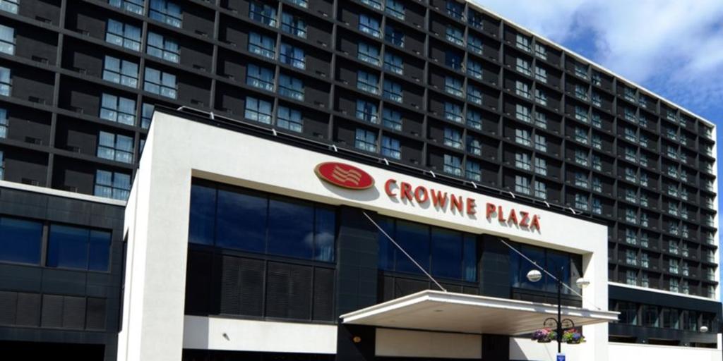 Crowne Plaza Birmingham City Centre