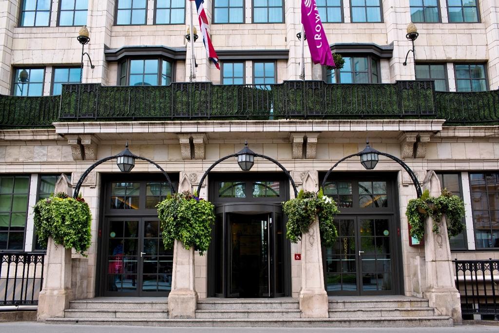 Crowne Plaza London The City