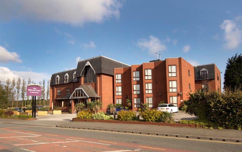The Hillcrest Hotel -  Widnes.