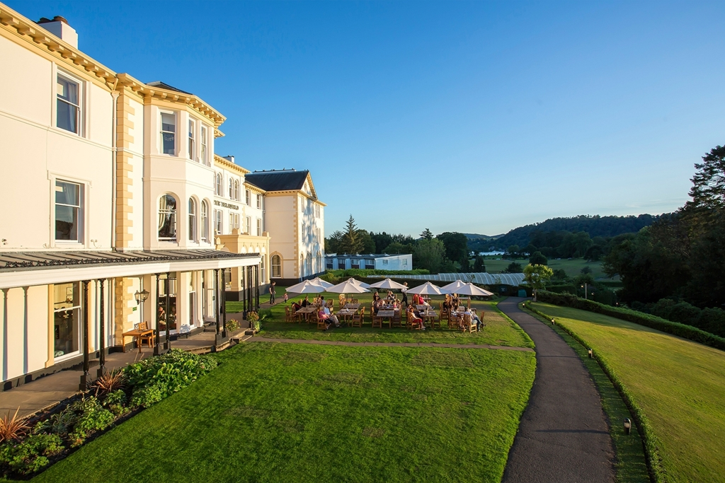 Laura Ashley - The Belsfield, Windermere Cumbria.