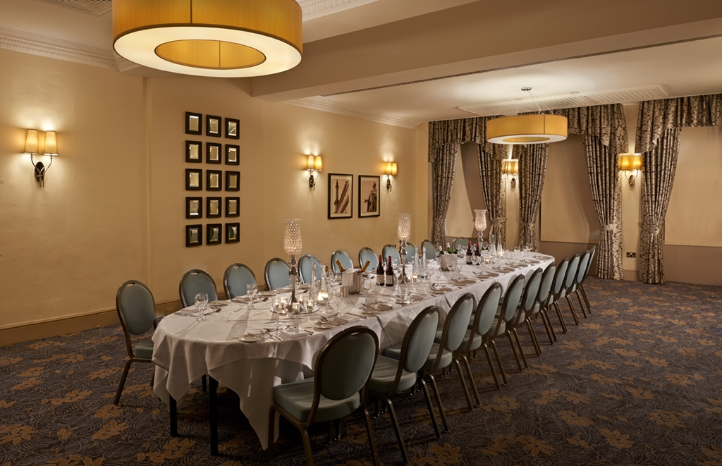 Consort Room - private dinner