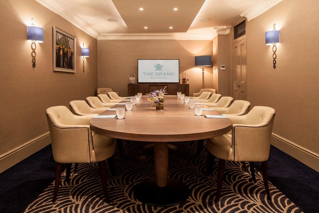 George 3rd - boardroom