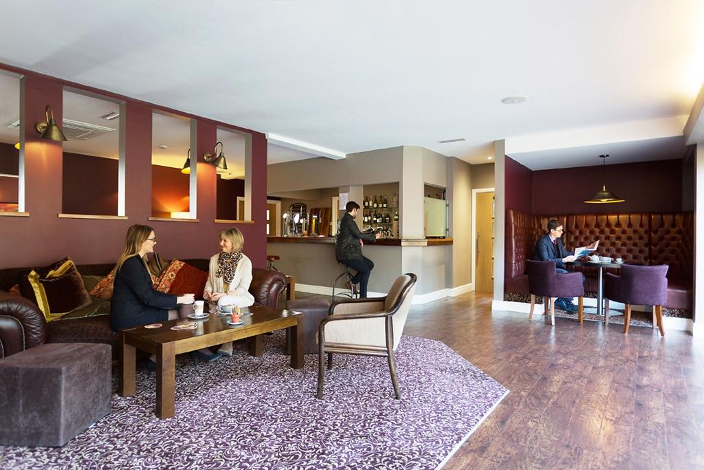 The Cedar Club Lounge