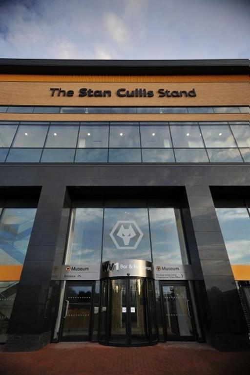 Stan Cullis Stand