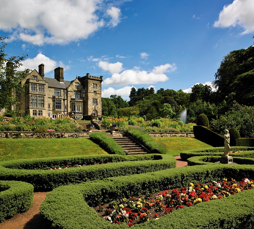 Breadsall Priory Marriott Hotel and Country Club