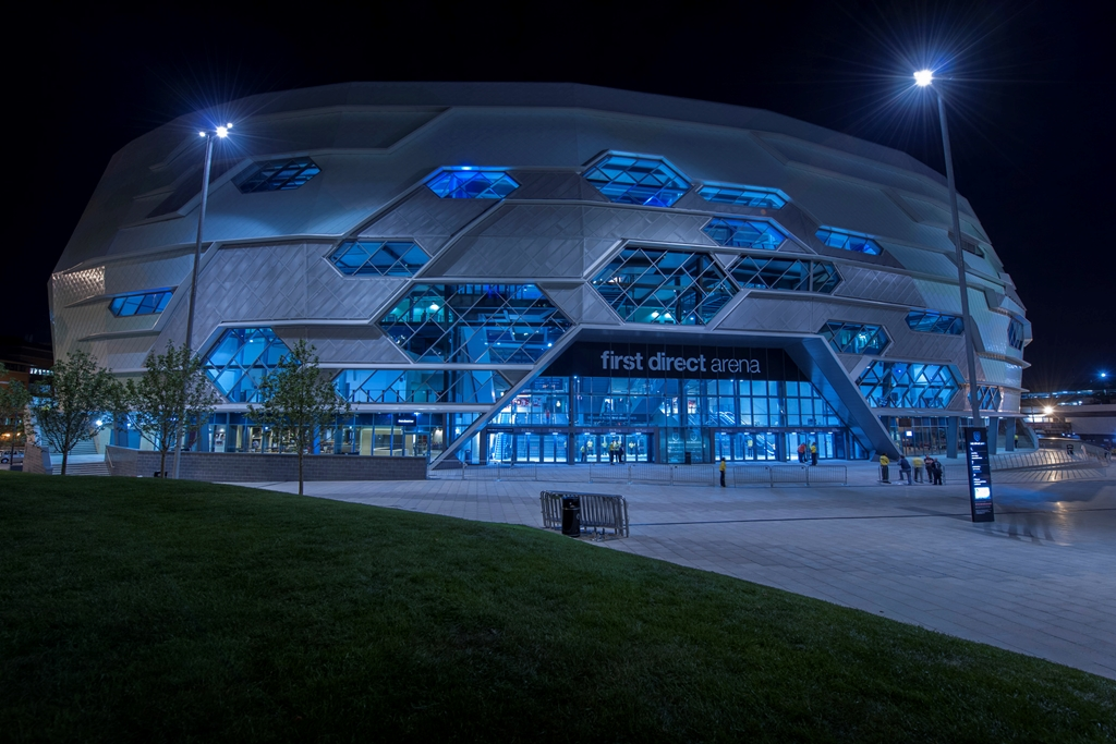 First Direct Leeds Arena