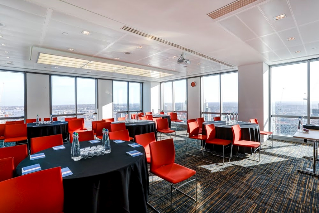 CCT Venues Plus-Bank Street, Canary Wharf