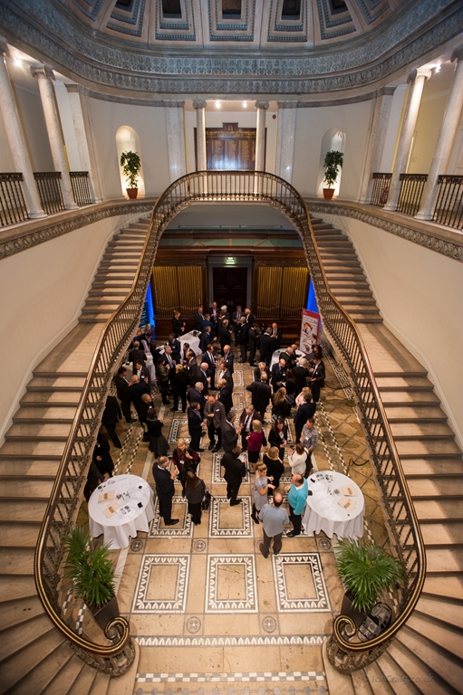 Networking in the Great Hall